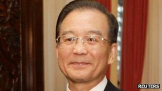 Chinese Premier Wen Jiabao, 21 December 2011