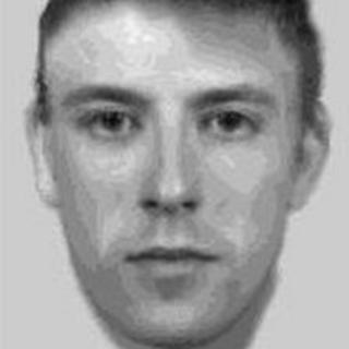 E-fit of a man wanted in connection with an assault in Bolton