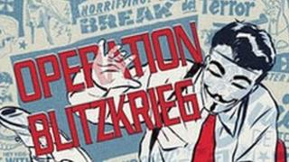 Anonymous Operation Blitzkrieg