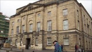 High Court in Edinburgh. Pic: Crown