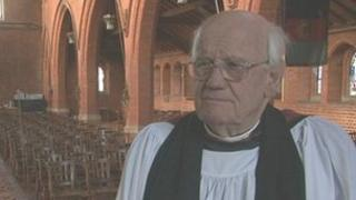 The Reverend James Cocke