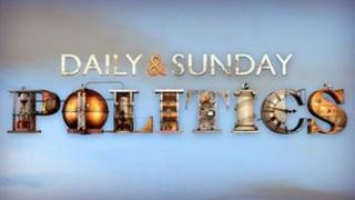 Sunday Politics logo