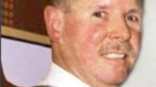 Constable Stephen Paul Carroll, 48, was from Banbridge