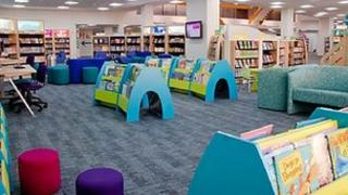 Mansfield Library