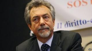 Carlo Malinconico (file pic 2009)
