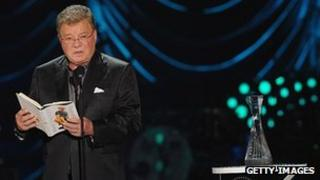 William Shatner at the 2011 CMT Awards