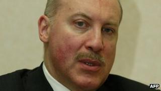 Dmitry Mezentsev (file picture)