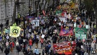 Strike on 30 November 2011
