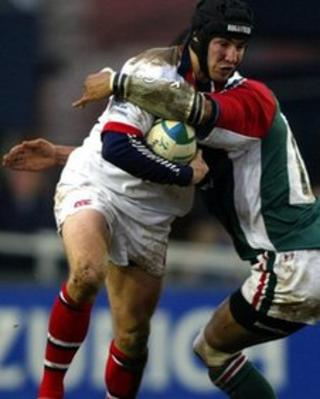 Ulster's Paddy Wallace