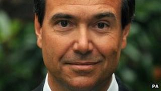 Antonio Horta-Osorio, chief executive of Lloyds Banking Group