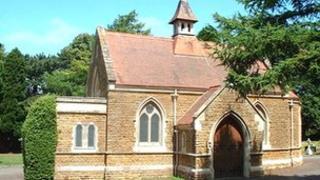 Kingsthorpe chapel