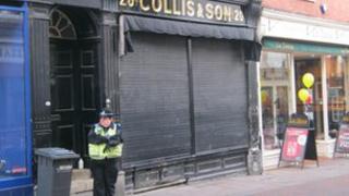 Collis & Sons, Bury St Edmunds