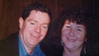 Seamus and Carol Moore from Clonmel, County Tipperary