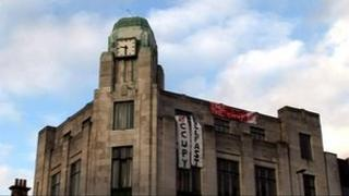 Former Bank of Ireland building