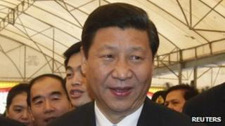 Chinese Vice-President Xi Jinping - 23 December 2011