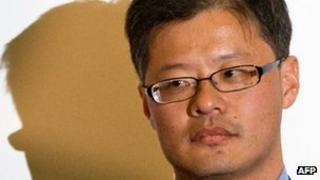 Jerry Yang in 2008