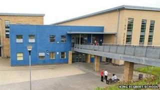 King Ecgbert School in Totley, Sheffield