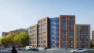 Union Square development