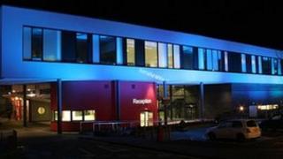 Preston College's new building