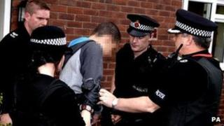 Greater Manchester Police arrest suspect