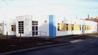 Day Case Unit at St Luke's Hospital