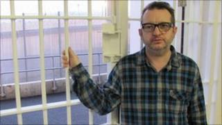 Mark-Anthony Turnage at HMP Lowdham Grange