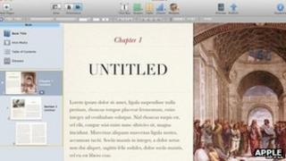 Apple's iBook Author