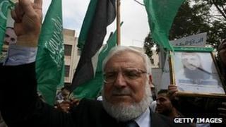Aziz Dweik in West Bank city of Hebron. Oct 2011