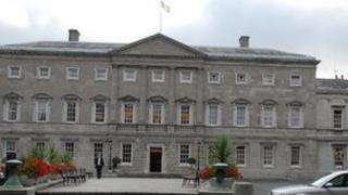 Dail Eireann Dublin