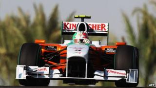 Bahrain F1 Grand Prix 2010