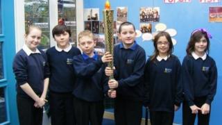 Hawick torch