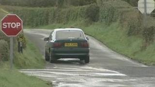 Car near Massereene murders scene