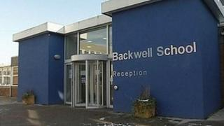 Backwell School in North Somerset
