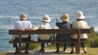 Elderly people (generic)