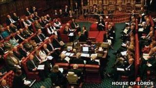 House of Lords generic image
