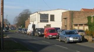 Stillington Road in Easingwold