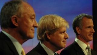 Livingstone, Johnson and Paddick