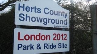 Herts County Showground