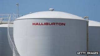 Halliburton refinery