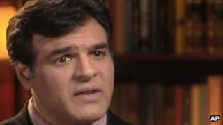 John Kiriakou, image taken from video interview with ABC News 10 December 2007