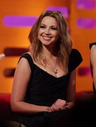 Charlotte Church on The Graham Norton Show