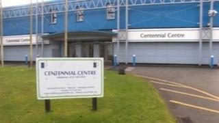 Centennial Centre, Birmingham