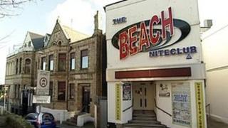 The Beach Niteclub, Newquay