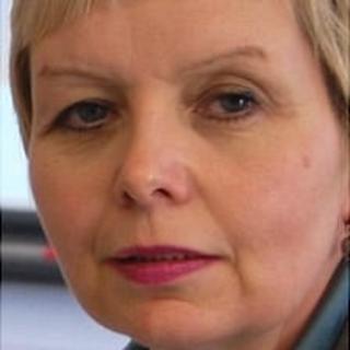 Guernsey's Education Minister Carol Steere