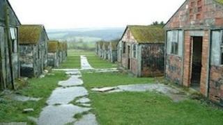 Harperley camp