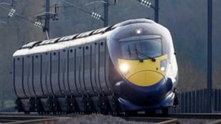 The new line, known as HS2, is proving controversial in the south