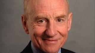 Sir Stephen Moss