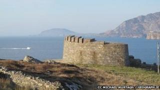 Knockalla Fort
