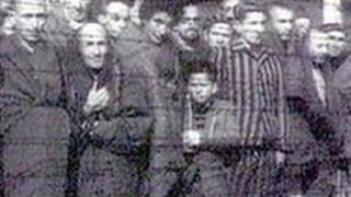 Carcharorion gwersyll Auschwitz-Birkenau