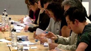 Salford Referendum count
